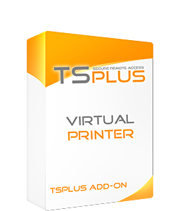 TSplus Virtual Printer