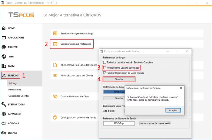 El inicio de sesión de Windows exige escribir el nombre de usuario